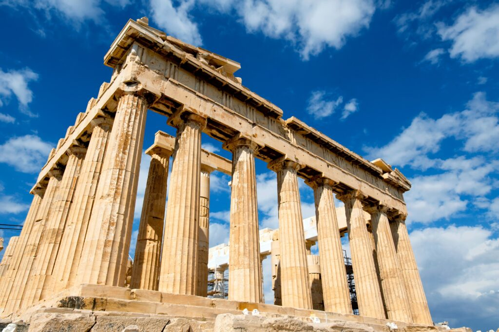 Athens sightseeings half day (including visit of Acropolis)