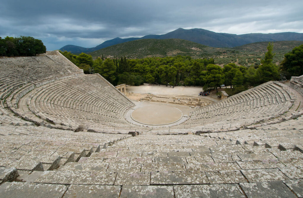 One day Argolis tour Greece – Mycenae-Nafplio-Epidaurus