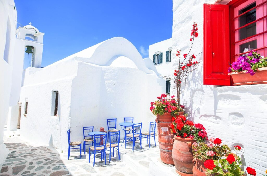 Holidays in Amorgos