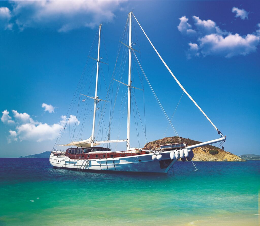 One Day Cruise from Athens to Agistri, Moni & Aegina islands