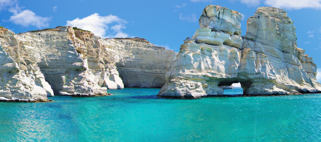 Holidays in Milos
