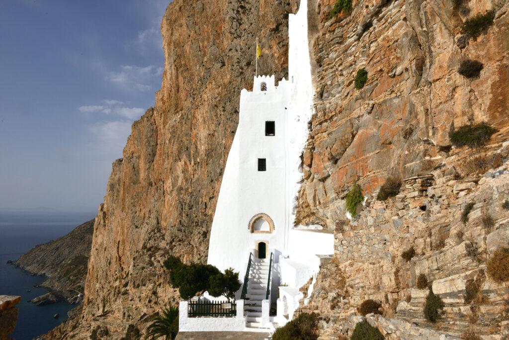 Island Hopping Athens-Amorgos-Naxos