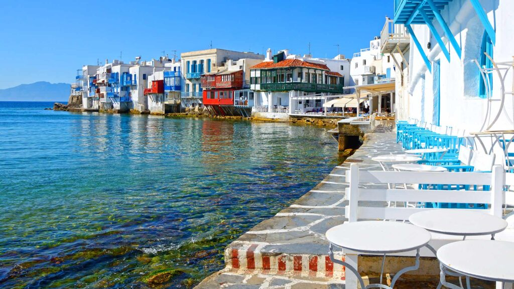 Mykonos Holiday Package 4 days