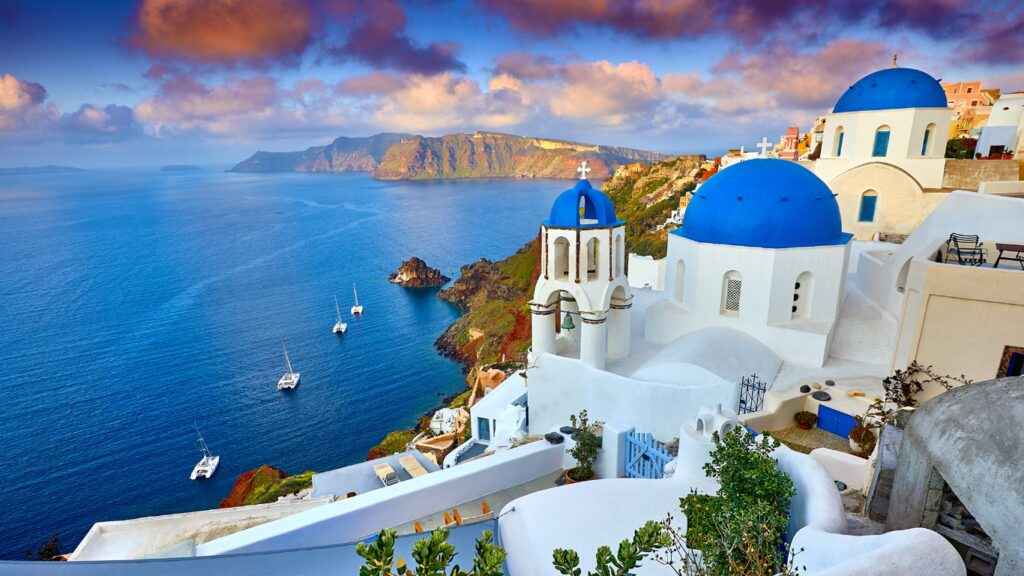 Santorini Package Holidays 4 days