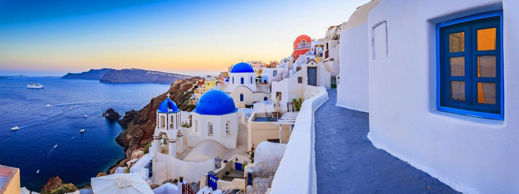 Santorini Holiday Package 8 days