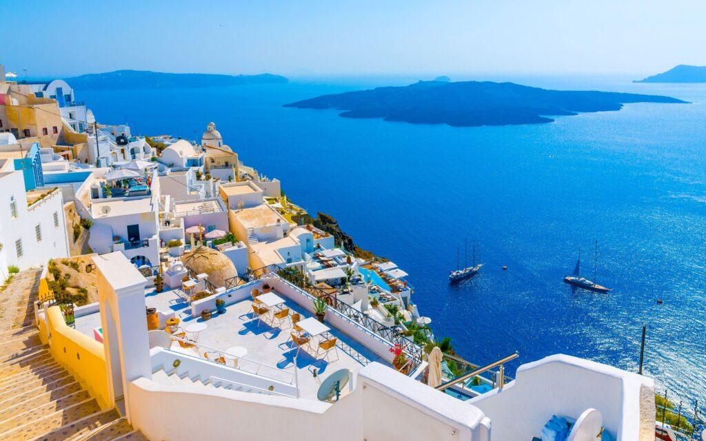 Santorini Package Holidays 6 days
