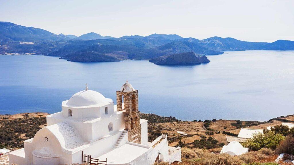 Island Hopping Athens-Sifnos-Milos